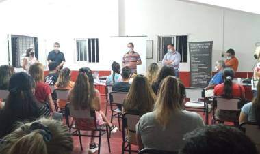 LOS CERRILLOS, TRASLASIERRA : CENTRO DE APRENDIZAJE UNIVERSITARIO,EL COMIENZO DE NUEVAS OPORTUNIDADES.