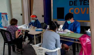 LA PAZ ,CÓRDOBA :  UN FALLECIDO DE COVID-19 EN EL PARTE OFICIAL DEL JUEVES 25 DE FEBRERO DE 2021.