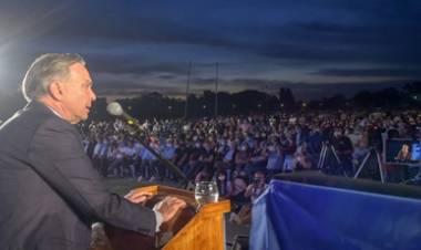 MIGUEL PICHETTO LANZÓ EL PARTIDO PERONISMO REPUBLICANO PARA CONSOLIDAR LA COALICIÓN OPOSITORA.