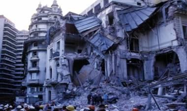 UN DÍA COMO HOY DE 1992, EXPLOTABA LA EMBAJADA DE ISRAEL,EN CAPITAL FEDERAL.