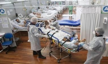 BRASIL : MURIÓ LA PRIMERA VÍCTIMA DE CORONAVIRUS POR FALTA DE CAMA EN SAN PABLO.