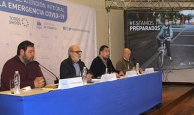 FORMOSA : DETECTARON LA VARIANTE DE COVID-19 DE MANAOS EN LA CIUDAD DE CLORINDA.