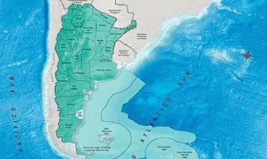 EL GOBIERNO ARGENTINO DENUNCIÓ QUE CHILE INTENTA APROPIARSE DE PARTE DE LA PLATAFORMA CONTINENTAL.
