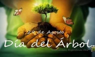 29 DE AGOSTO : DÍA DEL ÁRBOL EN ARGENTINA.