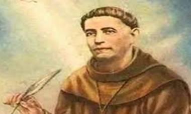 FRAY MAMERTO ESQUIÚ FUE DECLARADO BEATO EN CATAMARCA , ARGENTINA.