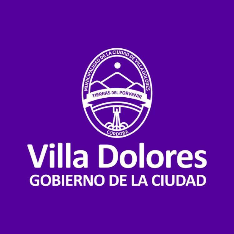 MUNICIPALIDAD DE VILLA DOLORES - Gestión Gloria Pereyra.