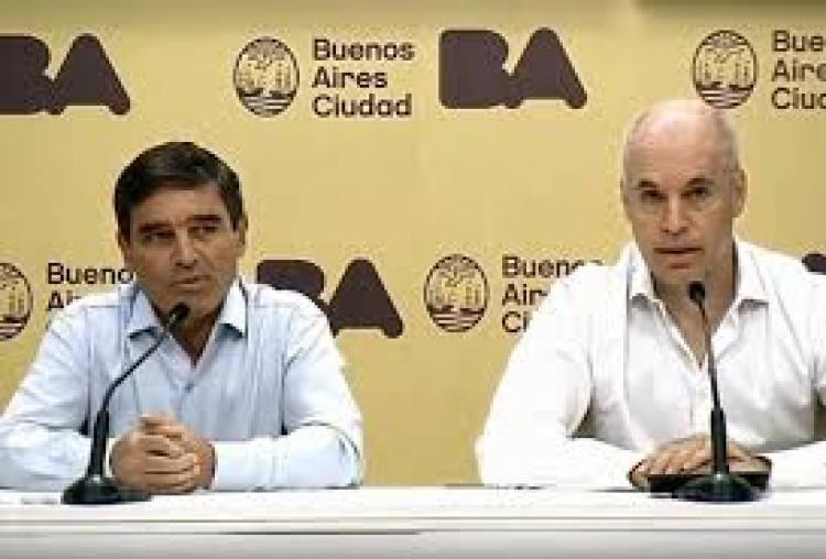 CAPITAL FEDERAL : IMPUTAN A LARRETA Y QUIRÒS POR PRIVATIZACIÓN DE VACUNAS.