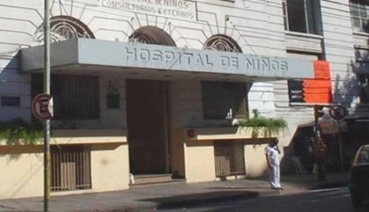 ALERTA : HAY 10 NIÑOS INTERNADOS POR COVID-19, EN EL HOSPITAL GUTIERREZ DE CAPITAL FEDERAL.