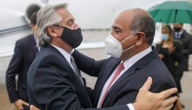 EL PRESIDENTE FERNÁNDEZ ANUNCIÓ NUEVO GABINETE : MANZUR JEFE DE GABINETE, CAFIERO A CANCILLERÍA Y ANIBAL FERNÁNDEZ A SEGURIDAD.